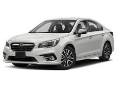 New 2018 Subaru Legacy 2.5i Premium with EyeSight, Blind Spot Detection, Rear Cross Traffic Alert, High Beam Assist, and Starlink Sedan in Hadley, MA