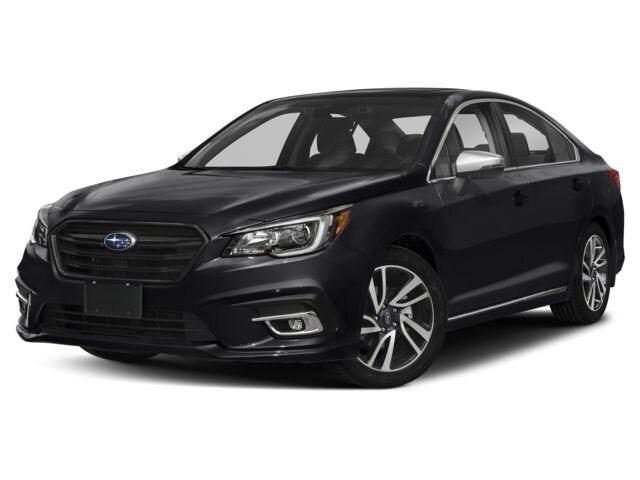 2018 Subaru Legacy 2.5i Sport with EyeSight, Blind Spot Detection, Rear Cross Traffic Alert, High Beam Assist, Navigation, and Starlink Sedan