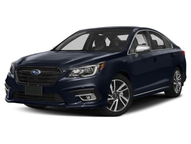 New 2018 Subaru Legacy 2.5i Sport with EyeSight, Blind Spot Detection, Re Sedan in Bangor