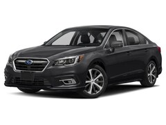 New 2018 Subaru Legacy 2.5i Limited with EyeSight, High Beam Assist, Navigation, Reverse Auto Braking, LED Headlights, Steering Responsive Headlights, and Starlink Sedan 4S3BNAN68J3046611 Portage, IN