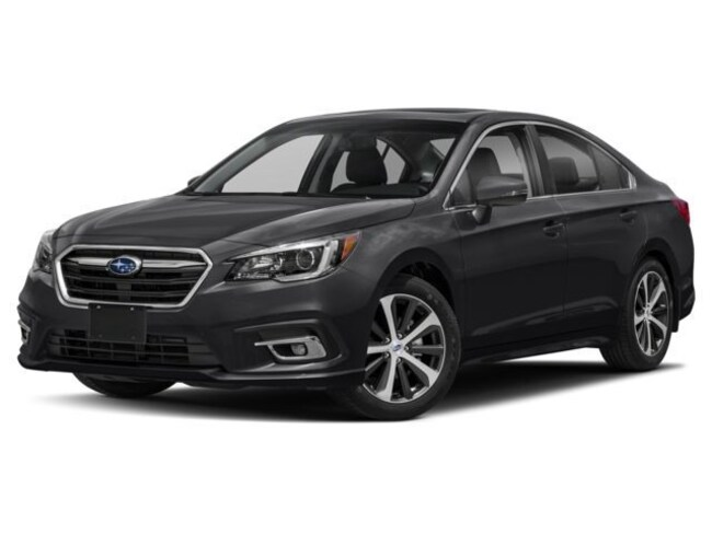 New 2018 Subaru Legacy 2.5i Limited with EyeSight, High Beam Assist, Navi Sedan near Fergus Falls