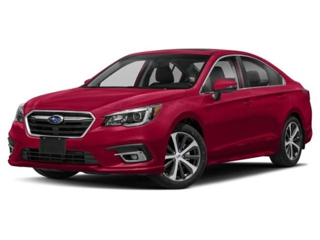 New 2018 Subaru Legacy 2.5i Limited with EyeSight, High Beam Assist, Navigation, Reverse Auto Braking, LED Headlights, Steering Responsive Headlights, and Starlink Sedan in Cortland