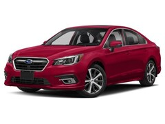 New 2018 Subaru Legacy 2.5i Limited with EyeSight, High Beam Assist, Navigation, Reverse Auto Braking, LED Headlights, Steering Responsive Headlights, and Starlink Sedan 4S3BNAN67J3008156 in Olympia