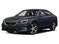 New 2018 Subaru Legacy 2.5i Limited with EyeSight, High Beam Assist, Navigation, Reverse Auto Braking, LED Headlights, Steering Responsive Headlights, and Starlink Sedan for sale in Chandler, AZ at Subaru Superstore