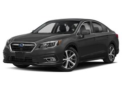 New 2018 Subaru Legacy 2.5i Limited with EyeSight, High Beam Assist, Navigation, Reverse Auto Braking, LED Headlights, Steering Responsive Headlights, and Starlink Sedan near Boston