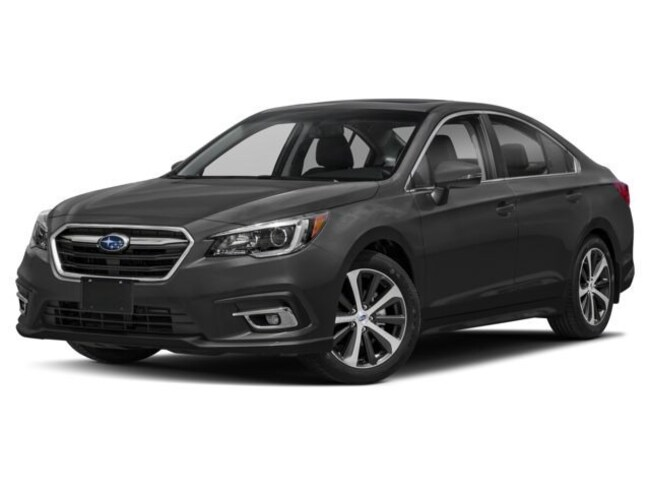 New 2018 Subaru Legacy 2.5i Limited with EyeSight, High Beam Assist, Navigation, Reverse Auto Braking, LED Headlights, Steering Responsive Headlights, and Starlink Sedan in Bangor
