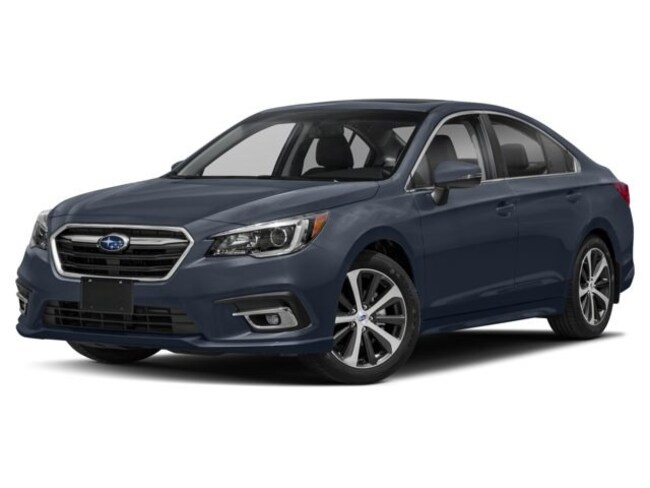 New 2018 Subaru Legacy 2.5i Limited with EyeSight, High Beam Assist, Navigation, Reverse Auto Braking, LED Headlights, Steering Responsive Headlights, and Starlink Sedan Syracuse, NY