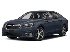 New 2018 Subaru Legacy 2.5i Limited with EyeSight, High Beam Assist, Navigation, Reverse Auto Braking, LED Headlights, Steering Responsive Headlights, and Starlink Sedan 4S3BNAN68J3031297 for sale in Bourne MA