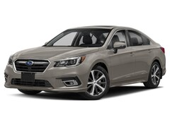 New 2018 Subaru Legacy 2.5i Limited with EyeSight, High Beam Assist, Navigation, Reverse Auto Braking, LED Headlights, Steering Responsive Headlights, and Starlink Sedan in North Smithfield near Providence
