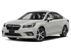New 2018 Subaru Legacy 2.5i Limited with EyeSight, High Beam Assist, Navigation, Reverse Auto Braking, LED Headlights, Steering Responsive Headlights, and Starlink Sedan 4S3BNAN61J3034218 for sale in Burlington, WA