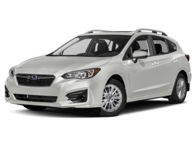 New 2018 Subaru Impreza 2.0i 5dr Hatchback in Marysville, WA