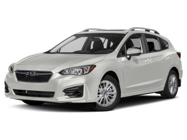 New 2018 Subaru Impreza 2.0i 5-door Near Binghamton