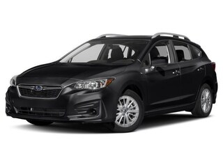 New 2018 Subaru Impreza 2.0i Premium with EyeSight, Blind Spot Detection, Moonroof & Starlink 5-door 4S3GTAD62J3748744 for sale in the Chicago area