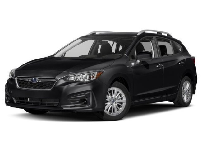 New 2018 Subaru Impreza 2.0i Premium 5dr with EyeSight, Blind Spot Detection & Starlink Hatchback in Bennington, VT