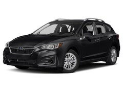New 2018 Subaru Impreza 2.0i Premium with EyeSight, Blind Spot Detection & Starlink 5-door 4S3GTAD69J3734680 for sale in Brockport, NY at Spurr Subaru