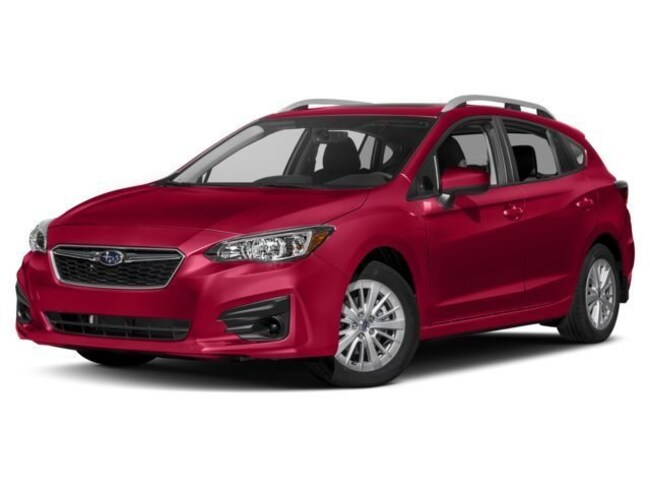 New 2018 Subaru Impreza 2.0i Premium with EyeSight, Blind Spot Detection & Starlink 5-door in Natick, MA