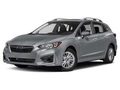 2018 Subaru Impreza 2.0i Premium with EyeSight, Blind Spot Detection, Moonroof & Starlink 5-door Spokane, WA