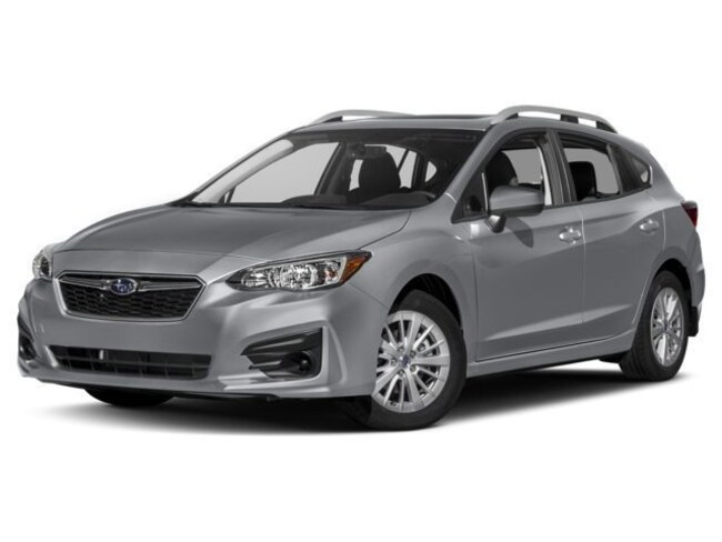 New 2018 Subaru Impreza Hatchback For sale near Tacoma WA