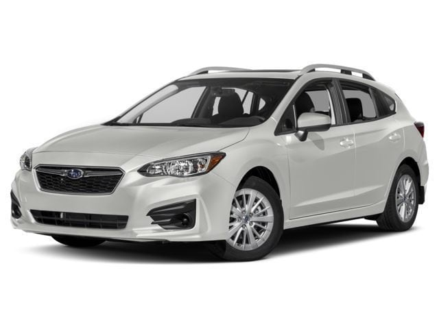2018 Subaru Impreza 2.0i Premium with EyeSight, Blind Spot Detection, Moonroof & Starlink 5-door for sale near Forth Lauderdale, FL