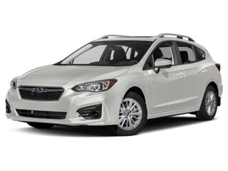 New Subaru 2018 Subaru Impreza 2.0i Premium with EyeSight, Blind Spot Detection, Moonroof & Starlink 5-door 4S3GTAD64J3724591 for sale at Coconut Creek Subaru in Coconut Creek, FL