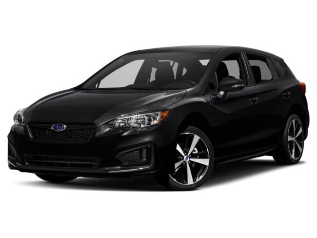 New 2018 Subaru Impreza 2.0i Sport 5dr with Moonroof, Blind Spot Detection & Starlink Hatchback in Bangor