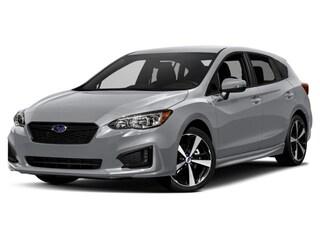 New 2018 Subaru Impreza Hatchback 4S3GTAK64J1735430 For sale near Tacoma WA