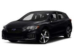 2018 Subaru Impreza 2.0i Sport 5dr with Moonroof, Blind Spot Detection & Starlink Hatchback