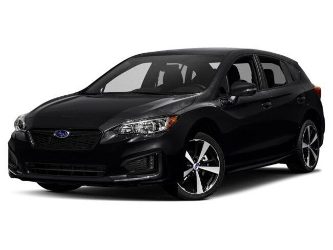 2018 Subaru Impreza 2.0i Sport 5dr with EyeSight, Moonroof, Blind Spot Detection & Starlink Sedan