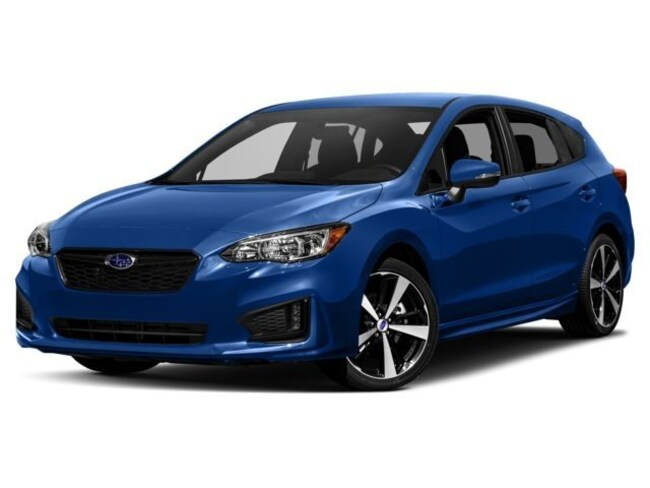 2018 Subaru Impreza 2.0i Sport 5dr with EyeSight, Moonroof, Blind Spot Detection & Starlink Hatchback