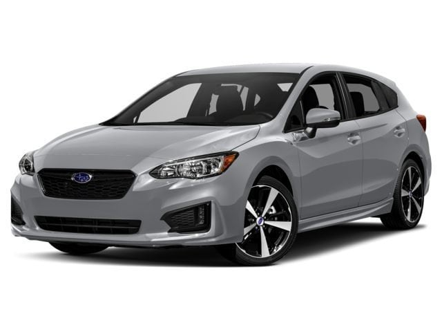 New 2018 Subaru Impreza 2.0i Sport with EyeSight, Moonroof, Blind Spot Detection & Starlink 5-door Hickory, NC