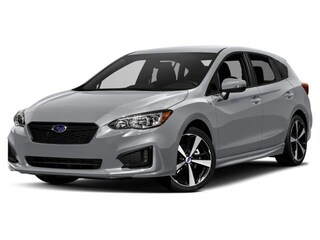New 2018 Subaru Impreza 2.0i Sport 5-door 4S3GTAK67J3748760 for sale in the Chicago area