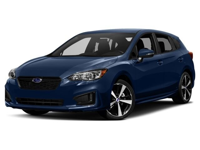 2018 Subaru Impreza 2.0i Sport with Moonroof, Blind Spot Detection & Starlink 5-door