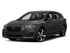 for sale in Sioux Falls, SD at Schulte Subaru 2018 Subaru Impreza 2.0i Sport with EyeSight, Moonroof, Blind Spot Det 5-door