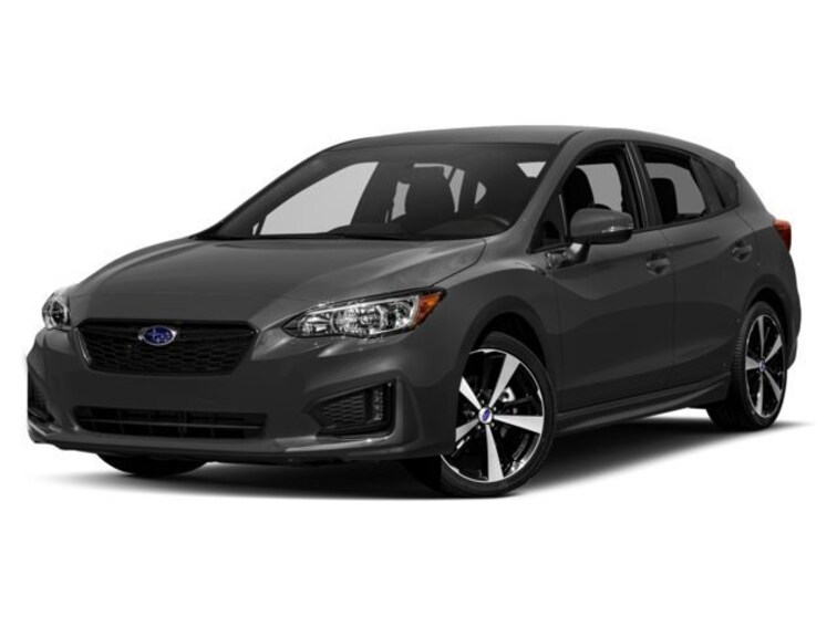 Used 2018 Subaru Impreza 2.0i Sport with EyeSight, Moonroof, Blind Spot Det 5-door for sale in Sioux Falls, SD at Schulte Subaru