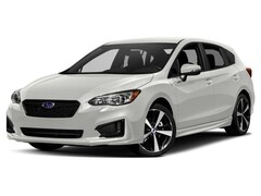 2018 Subaru Impreza 2.0i Sport with EyeSight, Moonroof, Blind Spot Detection & Starlink 5-door 4S3GTAM69J3715854
