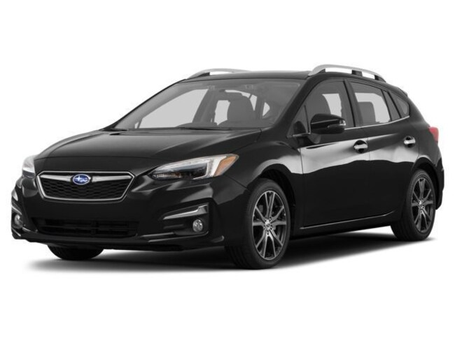 New 2018 Subaru Impreza 2.0i Limited 5dr with EyeSight, Moonroof, Navigation, Blind Spot Detection & Starlink Sedan in Cortland