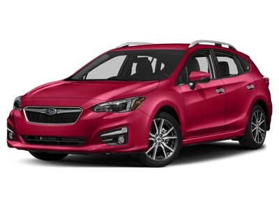 2018 Subaru Impreza 2.0i Limited with EyeSight, Moonroof, Blind Spot Detection & Starlink 5-door Ventura CA