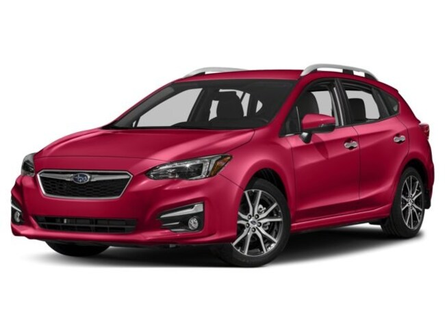 New 2018 Subaru Impreza 2.0i Limited 5dr with EyeSight, Moonroof, Blind Spot Detection & Starlink Hatchback in Bangor