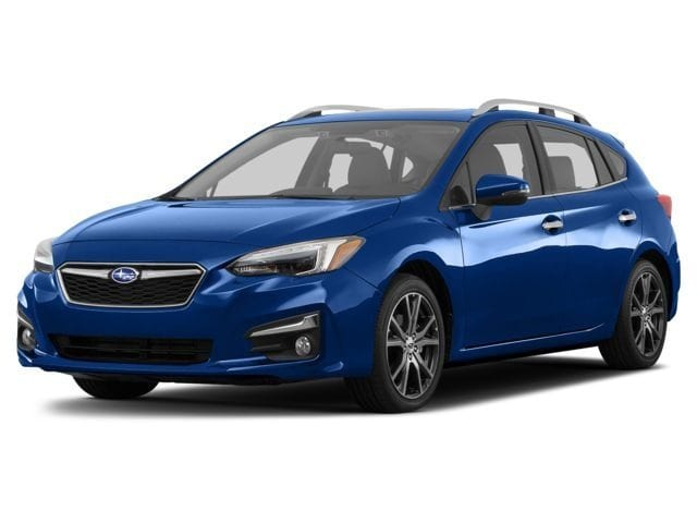 2018 Subaru Impreza 2.0i Limited with EyeSight, Moonroof, Blind Spot Detection & Starlink 5-door