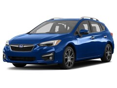 New Subaru 2018 Subaru Impreza 2.0i Limited 5dr with EyeSight, Moonroof, Navigation, Blind Spot Detection & Starlink Sedan for sale in Hermantown, MN