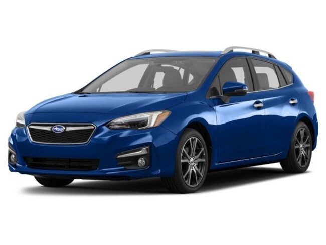 New 2018 Subaru Impreza 2.0i Limited 5dr with EyeSight, Moonroof, Navigation, Blind Spot Detection & Starlink Sedan near Boston
