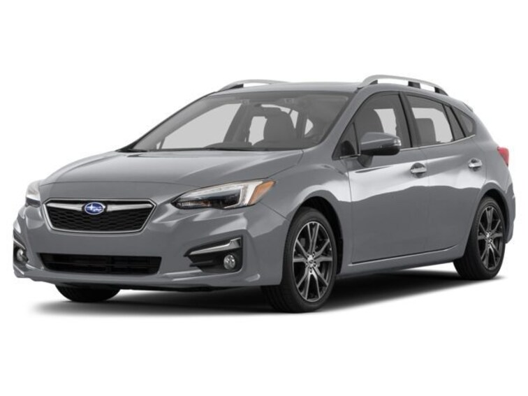 New 2018 Subaru Impreza 2.0i Limited with EyeSight, Moonroof, Blind Spot Detection & Starlink 5-door in Anchorage, AK