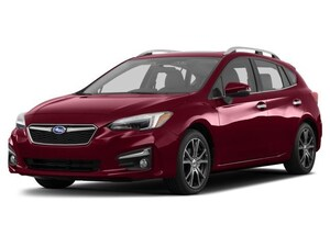 2018 Subaru Impreza 2.0i Limited with EyeSight, Moonroof, Navigation, Blind Spot Detection & Starlink