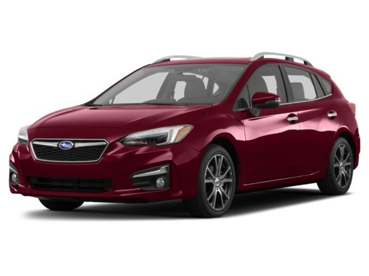 New 2018 Subaru Impreza 2.0i Limited with EyeSight, Moonroof, Navigation, Blind Spot Detection & Starlink 5-door in Allentown, PA