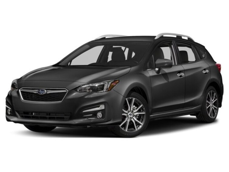 New 2018 Subaru Impreza 2.0i Limited with EyeSight, Moonroof, Navigation, 5-door in North Franklin, CT