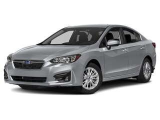New 2018 Subaru Impreza 2.0i Sedan near Raleigh, NC