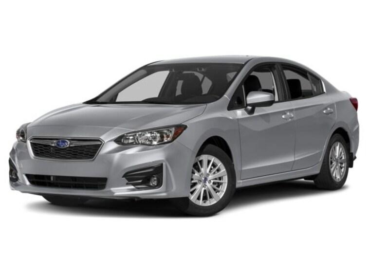 New 2018 Subaru Impreza 2.0i Sedan for sale in Charlottesville