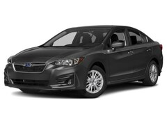 New 2018 Subaru Impreza 2.0i Sedan 4S3GKAA66J1609414 Buffalo, NY