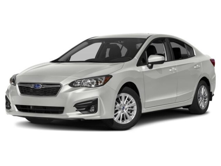 New 2018 Subaru Impreza 2.0i Sedan Burlingame