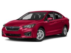 New 2018 Subaru Impreza 2.0i Sedan 4S3GKAA69J3611792 Buffalo, NY